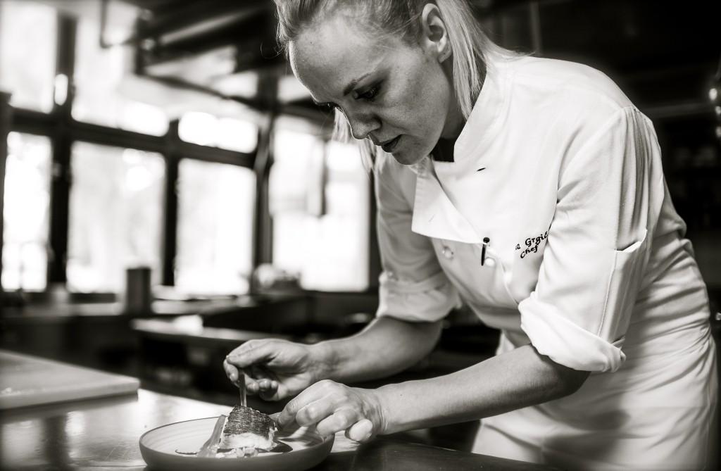 Ana Grgić, Chef- Esplanade Zagreb Hotel