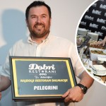 Šibenski Pelegrini proglašen najboljim restoranom u Hrvatskoj!