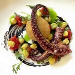 hobotnica s polpetom